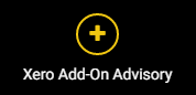 Xero Add-on Advisory